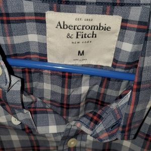 Mens Abercrombie&fitch Shirt